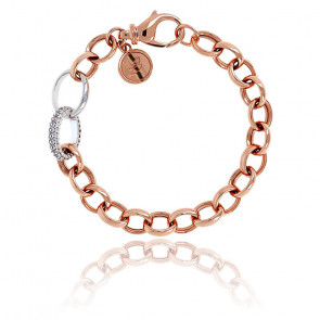 Bracelet Victoria Chaîne & Zircons