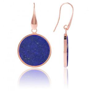 Boucles d'Oreilles Alba Lapis Lazuli