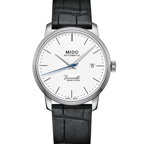 Avis pour choix de montre Baroncelli-heritage-m0274071601000-mido