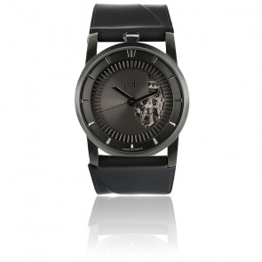 Montre Rehab 413 Old Silver solid gun