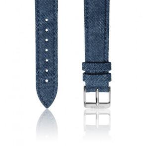 La Bohème Strap Blue Denim/Silver CLS031