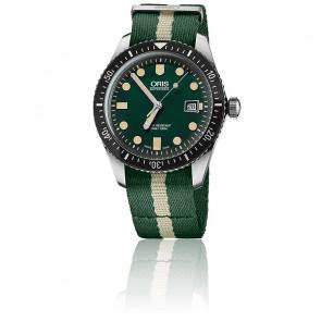Divers Sixty-Five 01 733 7720 4057-07 5 21 24FC