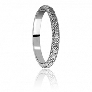 Alliance Diamlys Or Blanc 18K