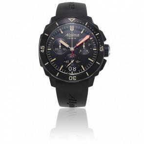 Seastrong Diver 300 Big Date Chronograph AL-372LBBG4FBV6