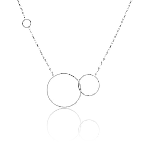 Collier Trinity Argent