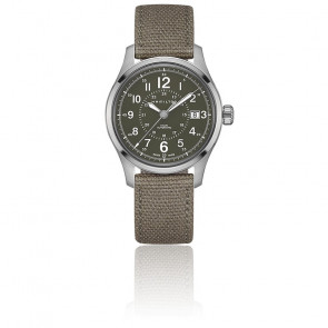 Khaki Field Automatic 40 mm H70595963