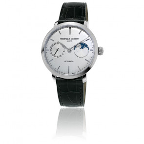 Slimline Moonphase Manufacture FC-702S3S6