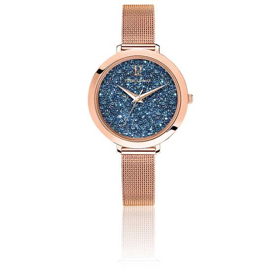 En stock Montre Femme 097M968 Cristaux Swarovski Bleu. Pierre Lannier ... 51f7b13dd16