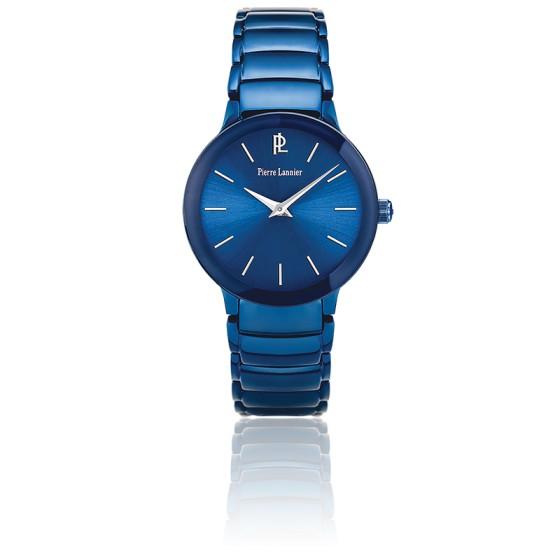 Montre 022F966 Acier Bleu