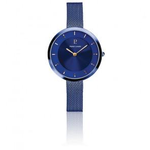Montre 076G668 Acier Milanais Bleu