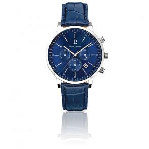 Montre 213C166 Cuir Bleu