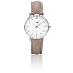 Minuit Silver White / Hazelnut CL30044