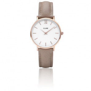 Minuit Rose Gold White / Hazelnut CL30043