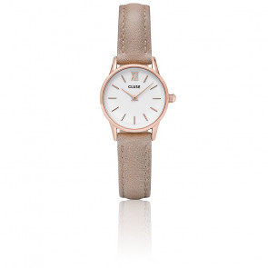 La Vedette Rose Gold White / Hazelnut CL50027
