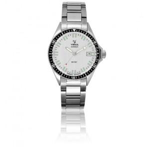 Superman Silver Bracelet Acier YMHF1551-FM