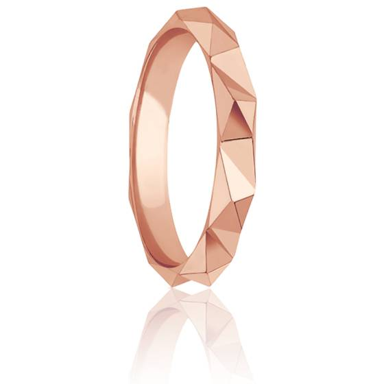 Alliance Origami PM Or Rose 18K