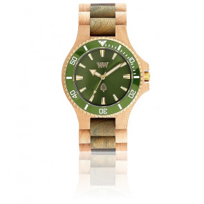 Date MB Beige Army Green