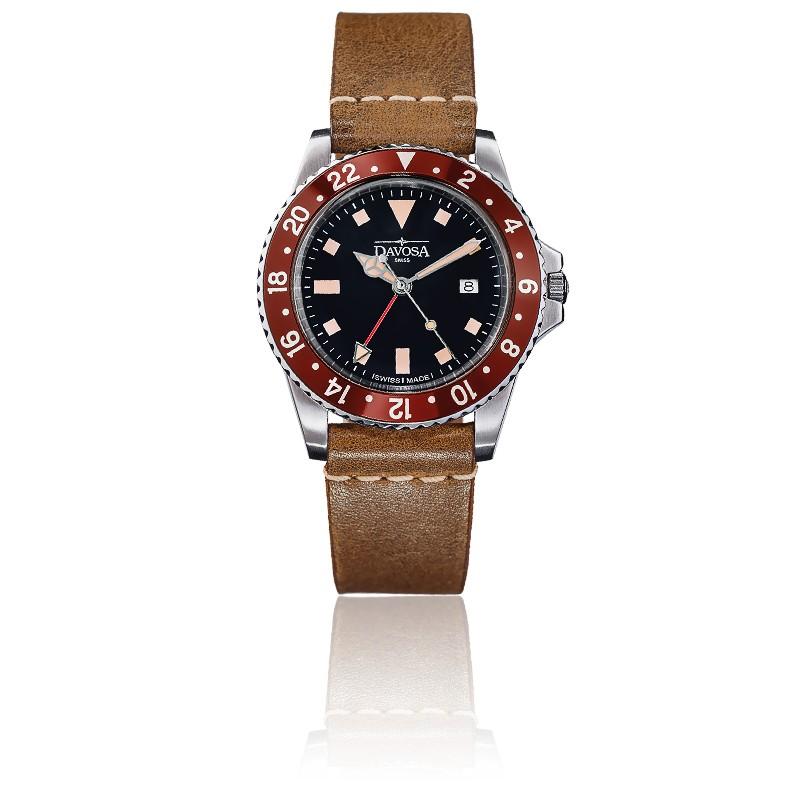 Vintage Diver Quartz 162.500.65