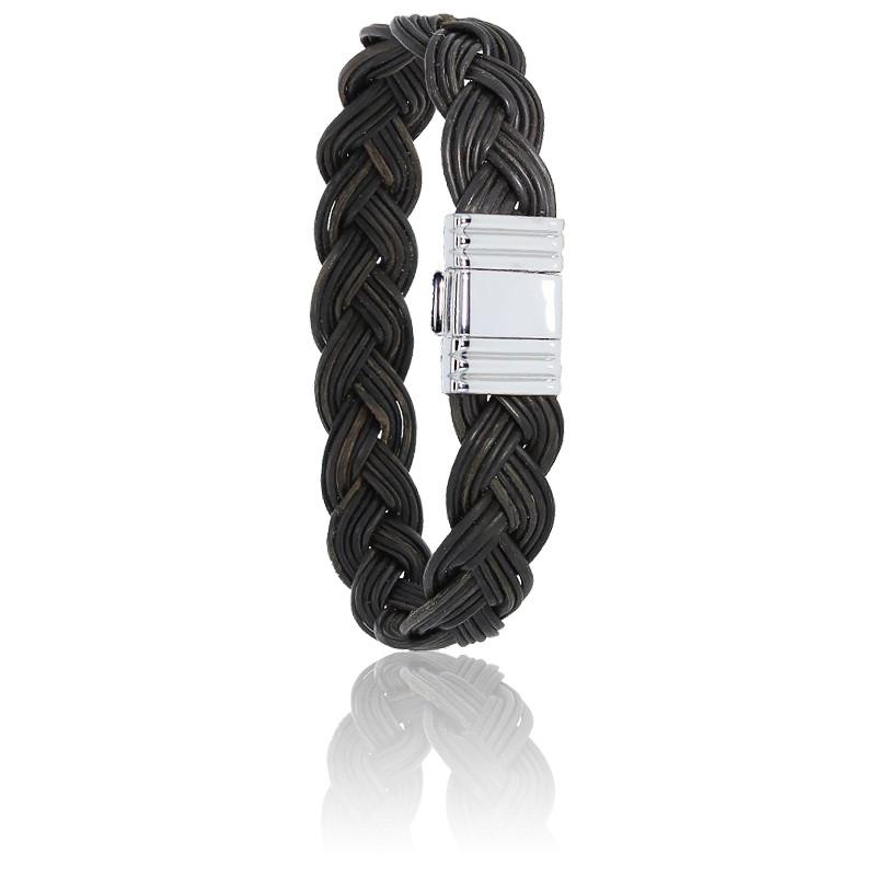 Bracelet noir homme signification