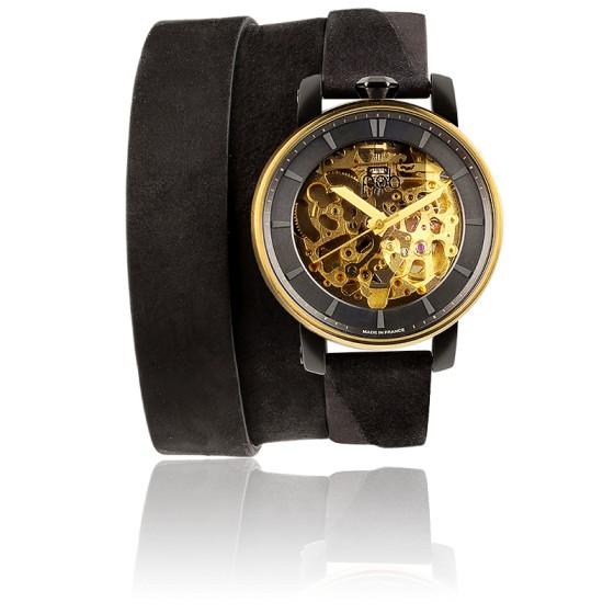 Montre Rehab 360 Gold / Triple Wrap Bracelet
