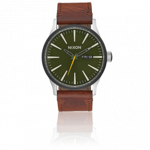 Sentry Leather Surplus/Brown A105-2334