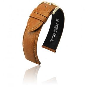 Bracelet Camelgrain Miel - Entrecorne 12 mm