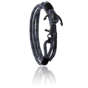 Bracelet Ancre Eclipse Argent