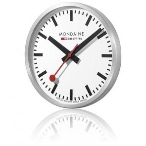 Clocks Time Grey 400 mm