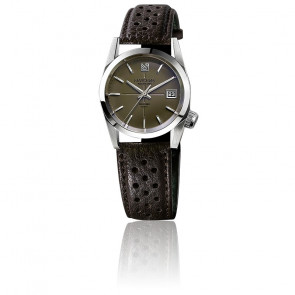 AM69 Automatic Chet Calcutta Brown Perforated