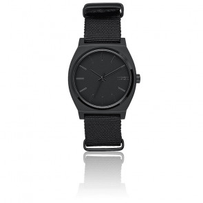 The Time Teller All Matte Black A045-1028