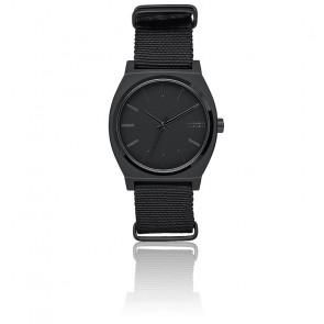 The Time Teller All Matte Black A045-1028