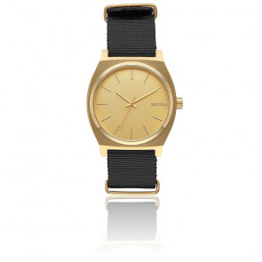 The Time Teller Gold / Black A045-513