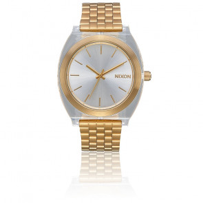 The Time Teller Acetate Light Gold / Clear A327-2623