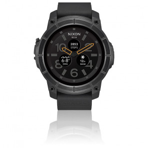 The Mission All Black A1167-001