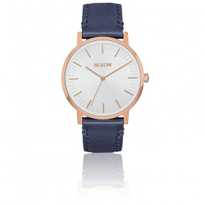 Porter Leather Rose Gold/Navy/White A1199-2798