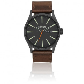 Sentry Leather Black/Lum/ Taupe A105-2736