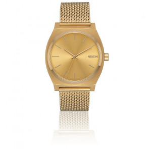 The Time Teller Milanese All Gold - A1187-502