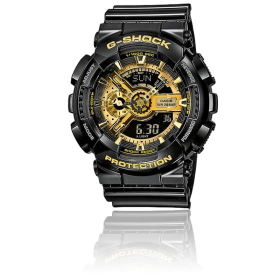 bas prix 30ab8 6590d Montre G-Shock GA-110GB-1AER - Casio - Ocarat