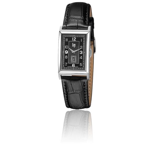 Churchill T18 Silver Bracelet Black 671013