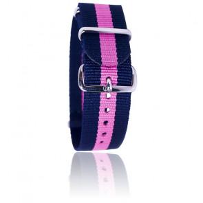 Bracelet Bleu/rose