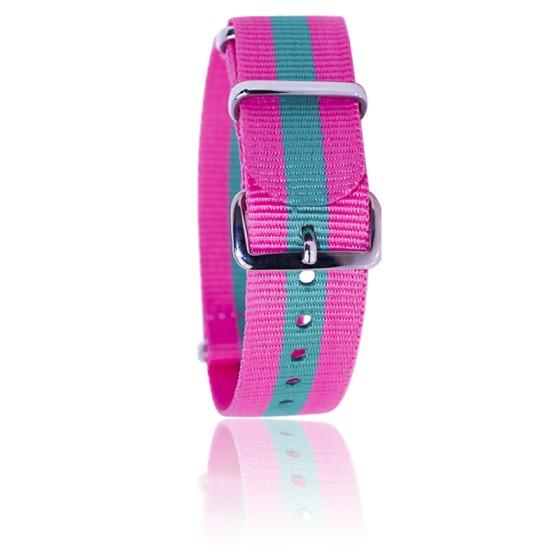 Bracelet Rose/vert