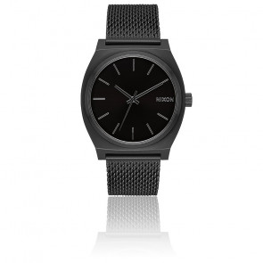 Montre The Time Teller Milanese All Black A1187-001