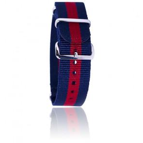 Bracelet Bleu/rouge