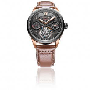 Extreme Roadster Tourbillon Rose Gold/Brown GA866010.MBR