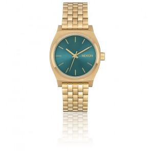 Medium Time Teller Light Gold / Turquoise A1130-2626