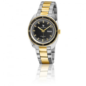 Sous-Marinier 39mm Chrome Gold Black Dial 671358