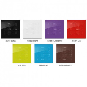 Offre façade Qlocktwo Touch en acrylique