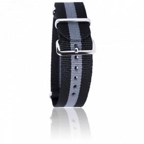 Bracelet Noir/gris