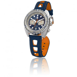Syncro Watch 40mm Version A Checkered Racing Bezel