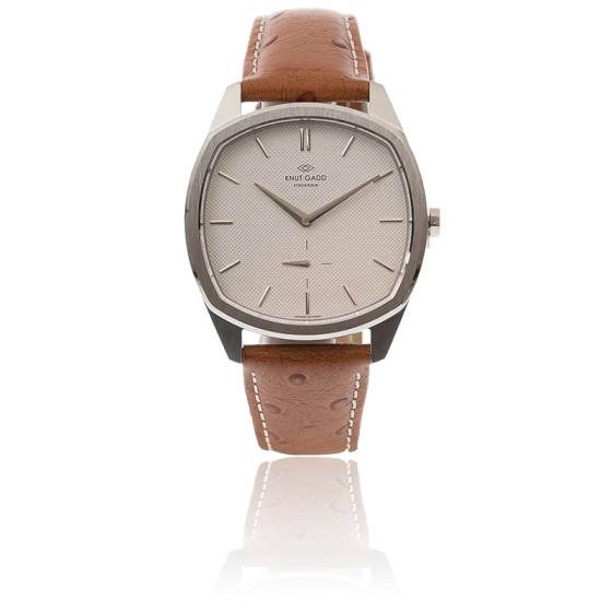 Decagon / White / Altona Light Brown Leather 2023